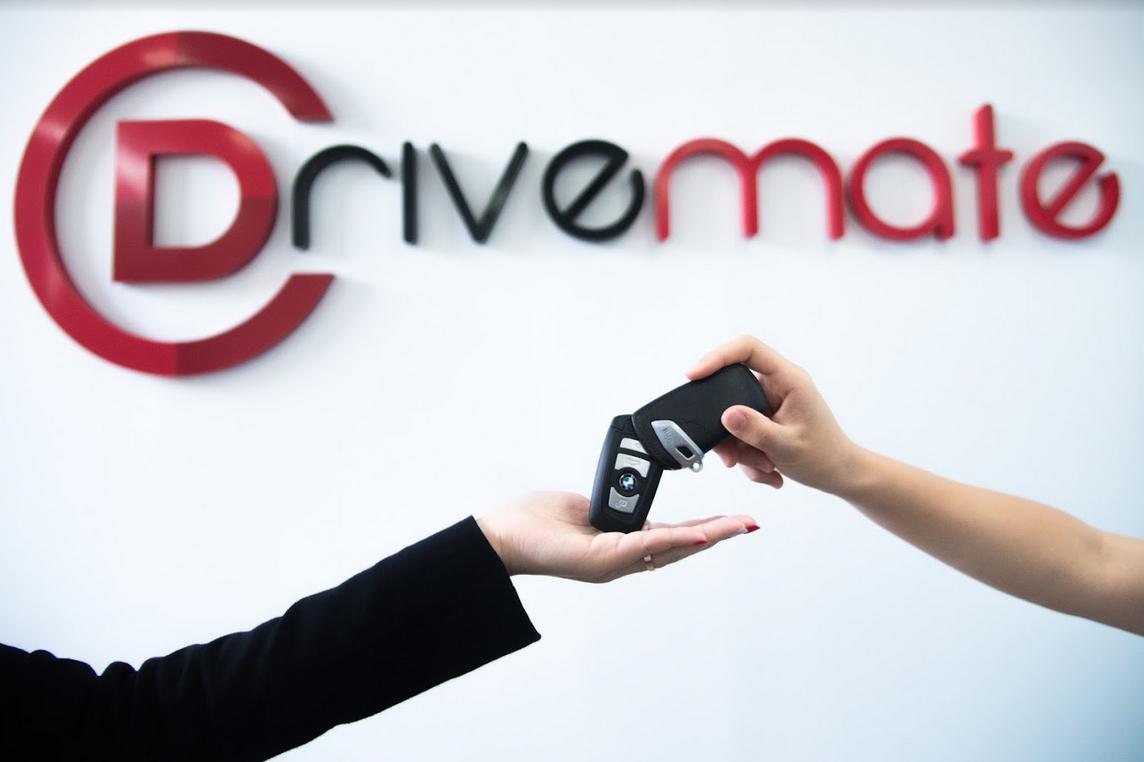 """Drivemate"" แอพพลิเคชั่นให้การบริการเช่ารถยนต์ โดยให้บริการแบบง่ายดาย"
