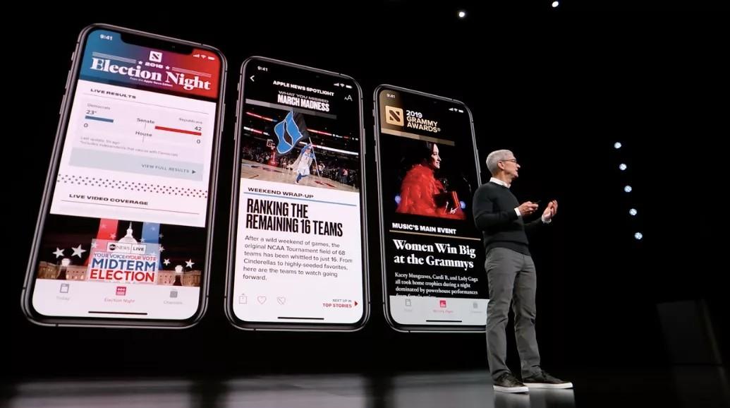 เปิดตัว Apple News+ บริการใหม่สำหรับอ่านนิตยสาร