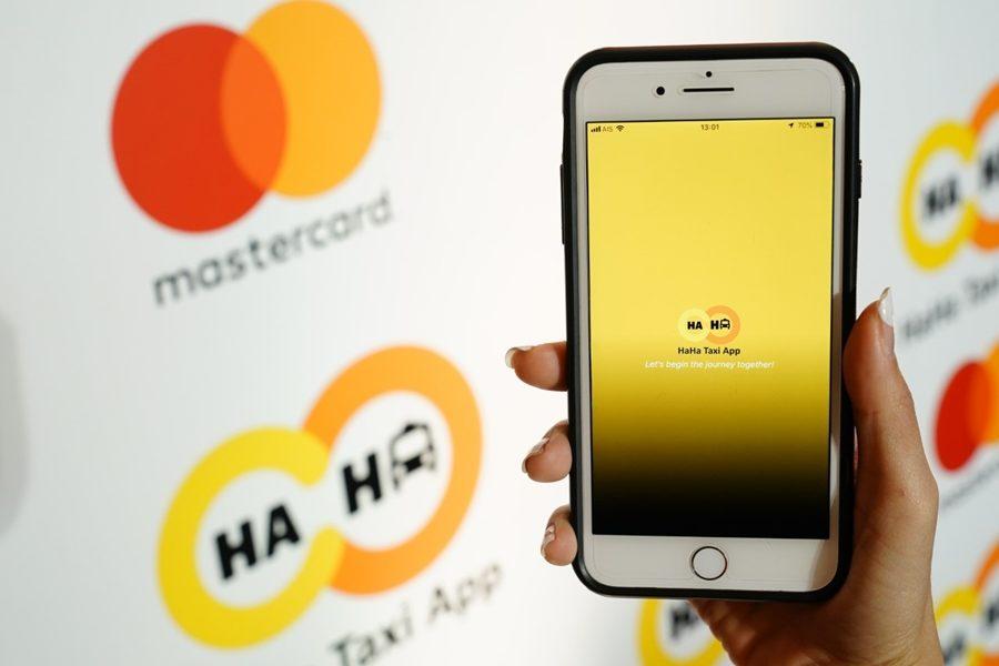 HaHa Taxi App เรียกแท็กซี่ จ่ายสะดวก