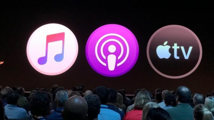 iTunes แอปเปิลแยกเป็น 3 แอพ อัพเดตพร้อม MacOS ใหม่