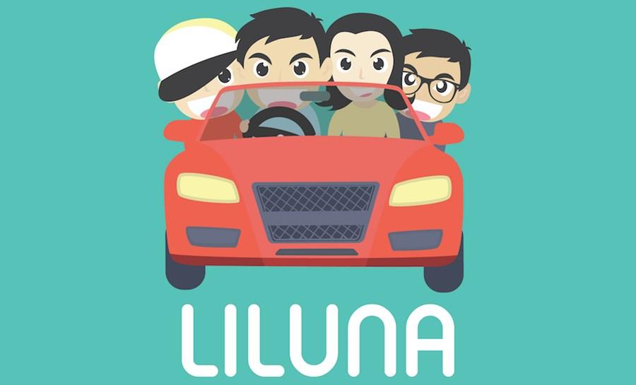 LILUNA แอปบริการแชร์ค่าเดินทาง ทางเดียวกันไปด้วยกัน