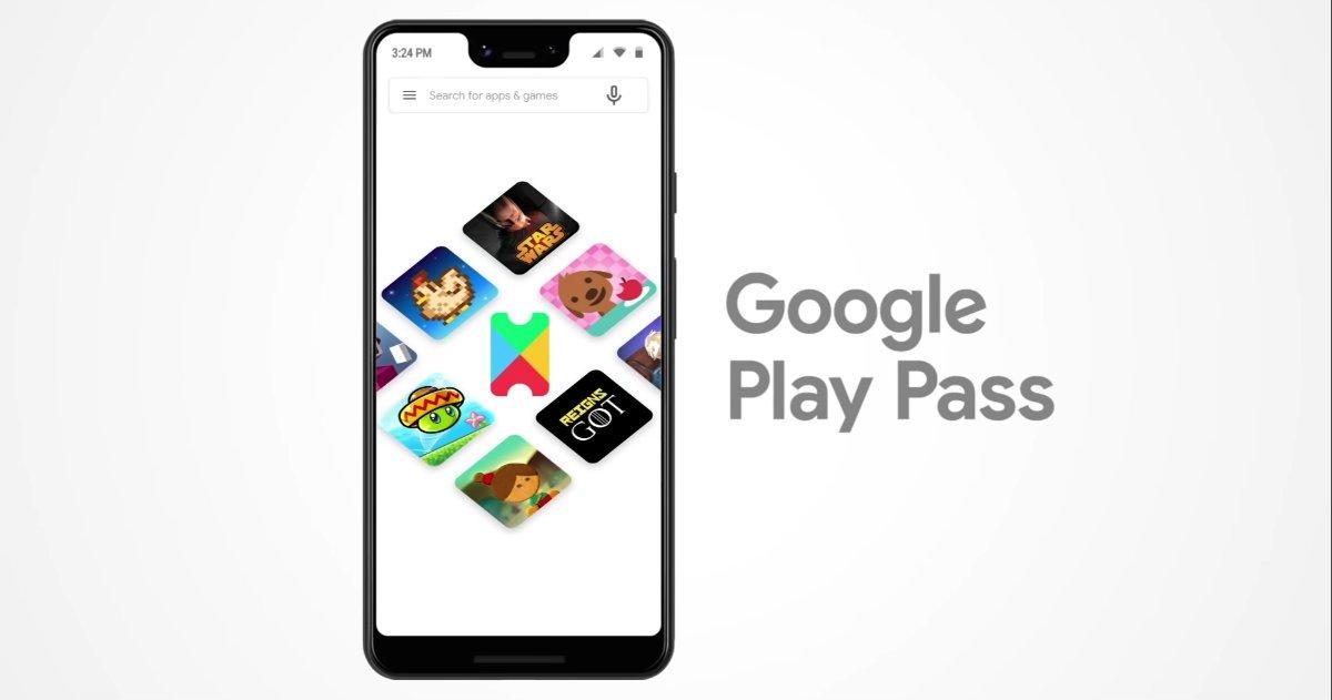 Google เปิดตัว Play Pass บริการบุฟเฟ่ต์เกม