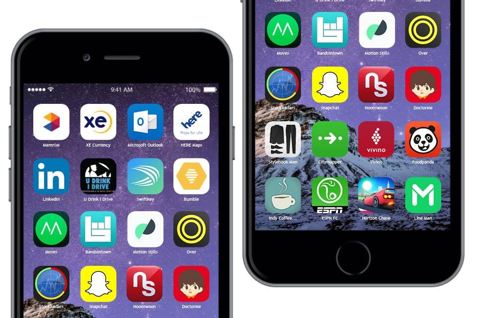 24 แอพที่คุณต้องมีติดสมาร์ทโฟน